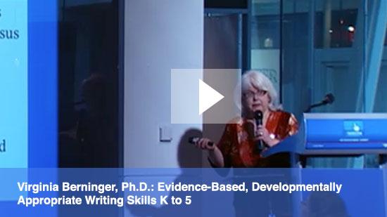 Virginia Berninger, Ph.D.