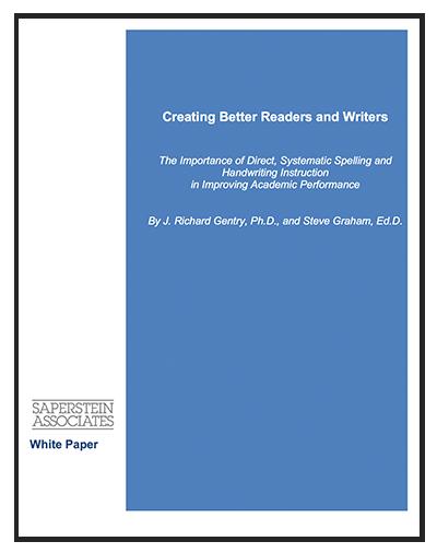 Better Readers Whitepaper