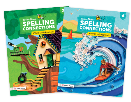 Spelling Connections Student Editions