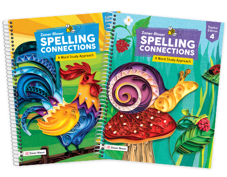 Spelling Product Student Editions