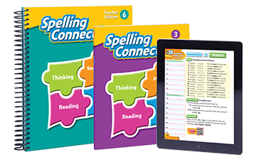 Spelling Connections product picture