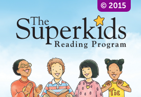 The Superkids Reading Program 2015