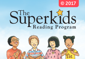 The Superkids Reading Program 2017