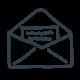 Drawing of envelope